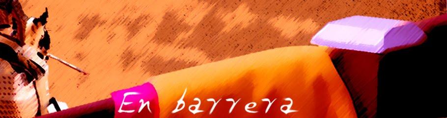 En Barrera: El blog taurino de Isa Molina
