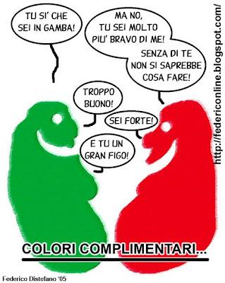colori complimentari