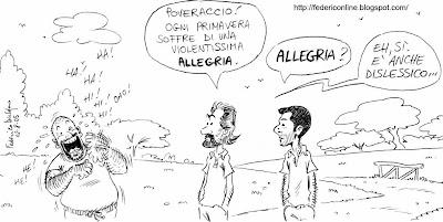 allegria e allergia
