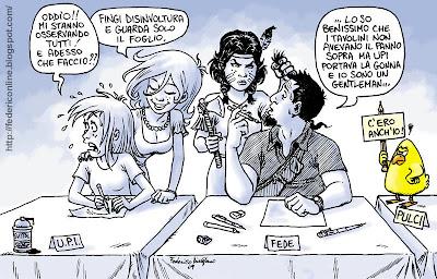 disegnatori al lavoro