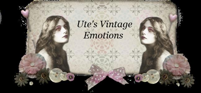 Ute's Vintage Emotions