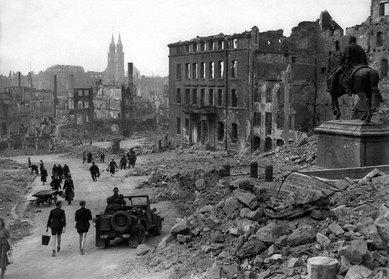 Tudo sobre a 2ª Guerra Mundial: Consequencias