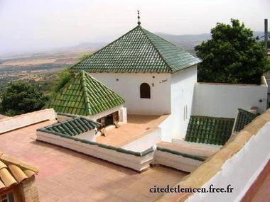 Zayiyyah du chaykh Abou Madyan à Tlemcen (Algérie)