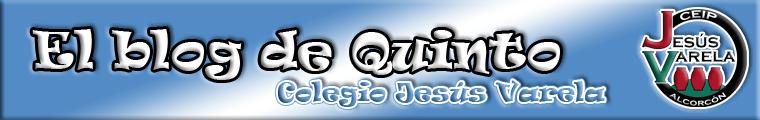 El blog de 5º del Jesús Varela
