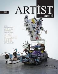 ARTİST MODERN VE ACTUAL DERGİLERİ