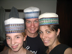 Styling Arab hats