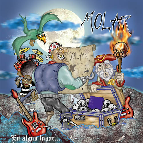 Portada CD MOLAR