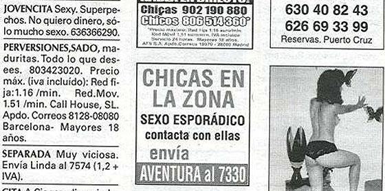 anuncios sexo gratis madrid: