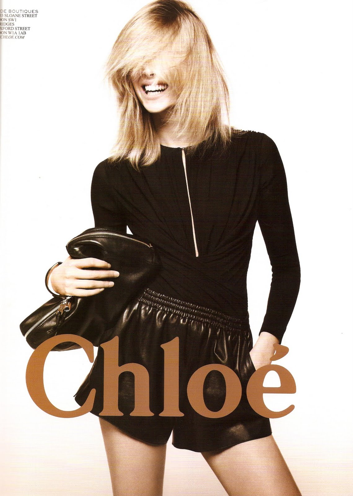 What I Can't Live Without... today: Chloé