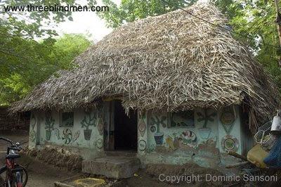Vernacular Architecture on Sansoni  India  Stock Photos  Vernacular Architecture  Nagapattinam