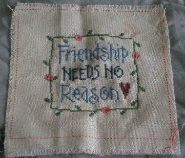 Addicted to Cross Stitch