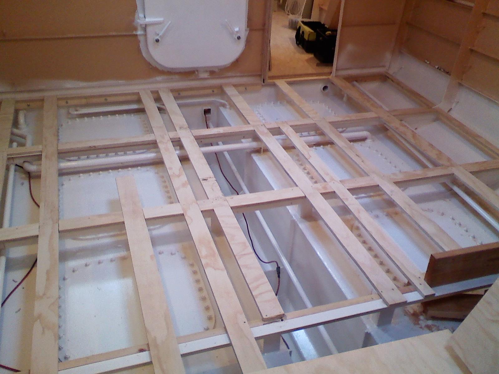 building koloa kama hele more main cabin floors