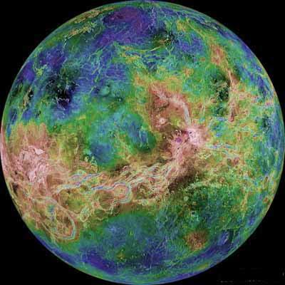 space exploration of venus - photo #9