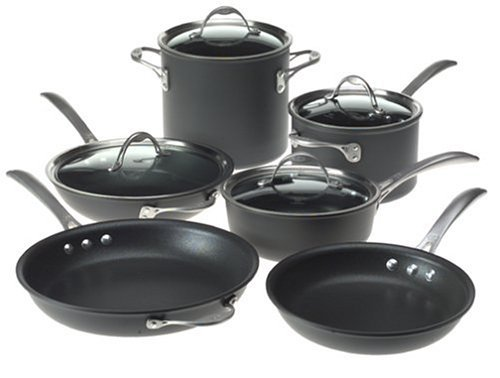 kitchen pots pans