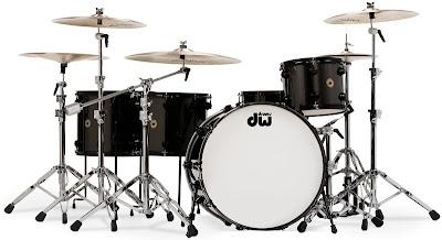 DW Drum Set - DW Jazz Series Drum Set
