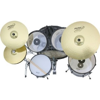 Drum Gear - Pulse 5-Piece Drum Set