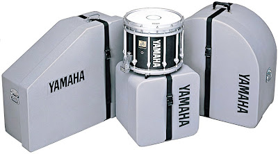 Drum Gear - Yamaha Field-Master Drum Cases