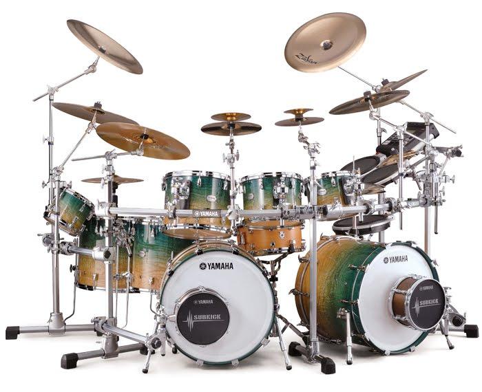 Used Drumsets Yamaha K