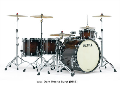 Tama Drum Set - Starclassic Maple Model