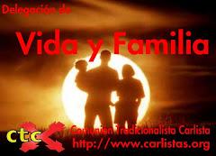 DELEGACIÓN DE VIDA Y FAMILIA