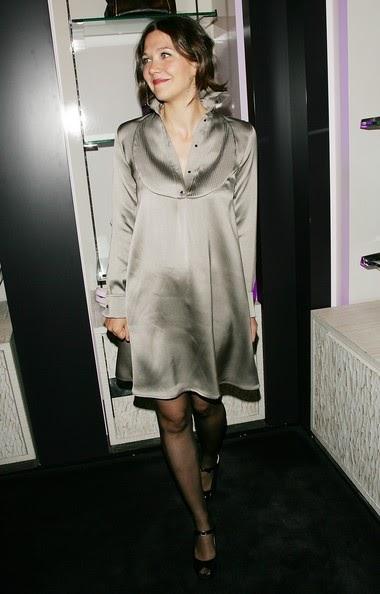 Hair Style Buzz Maggie Gyllenhaal Sassy Short Hairstyle