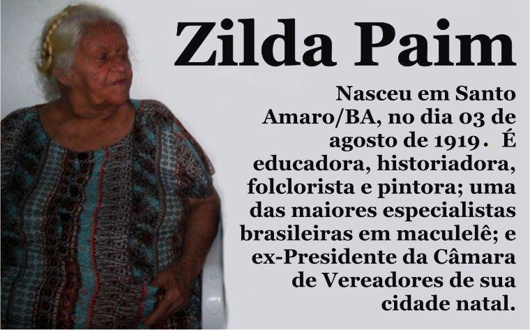 Zilda Paim