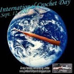 12 DE SET DIA INTERNACIONAL DO CROCHET (INTERNATIONAL CROCHET DAY