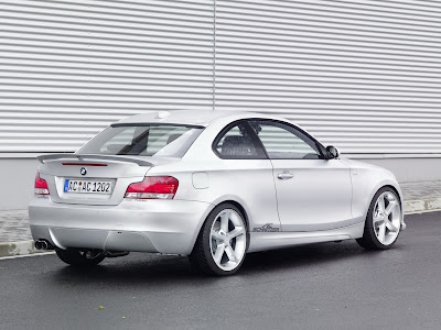 Carscoop ACS1 6 AC Schnitzer ACS1 3.5i: 360 HP BMW 135i Coupe