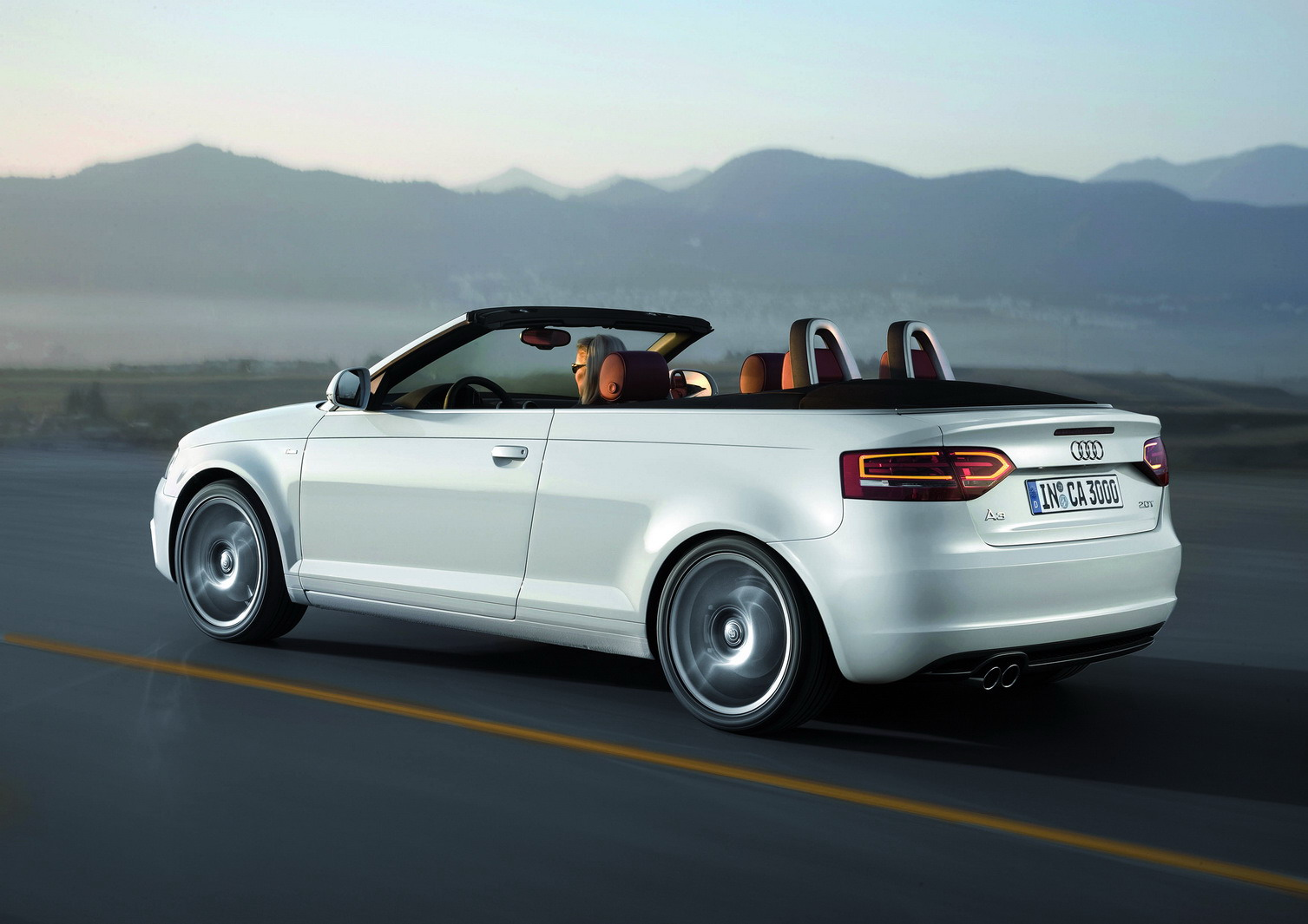 2008 audi a3 cabriolet full image gallery. Black Bedroom Furniture Sets. Home Design Ideas