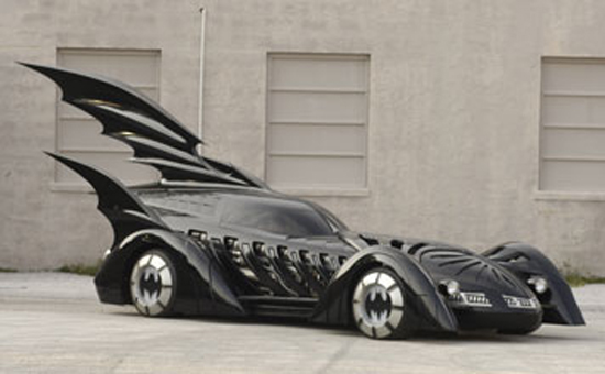 "Car Review: 1995 ""Batman Forever"" Batmobile Sold For $297,000"