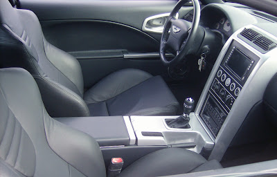 Aston 14 James Bond Aston Martin Vanquish V12 Replica   Based On Ford Mustang Photos