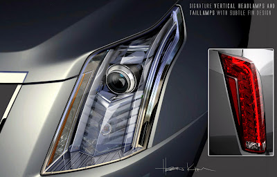 CadillacPRV 20 Cadillac Provoq Compact Fuel Cell SUV Concept Photos