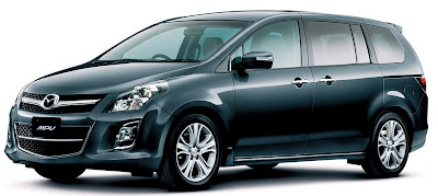 MMPV 0 Mazda Launches Facelifted MPV In Japan