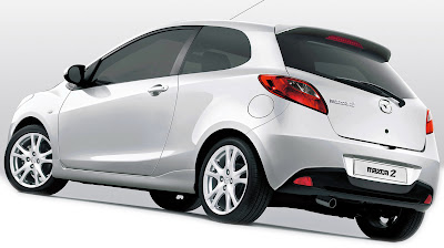 Mazda2 C Mazda2: 3 door Version To Premier At Geneva Show