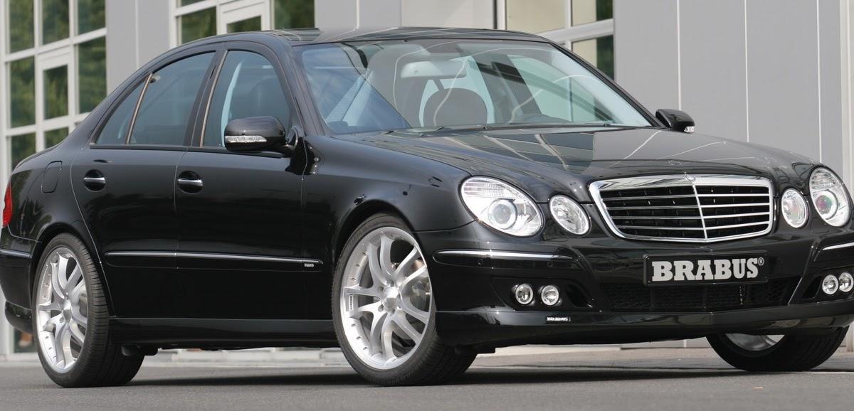 Mercedes benz e 300 bluetec 258hp by brabus for 2008 mercedes benz e320 bluetec
