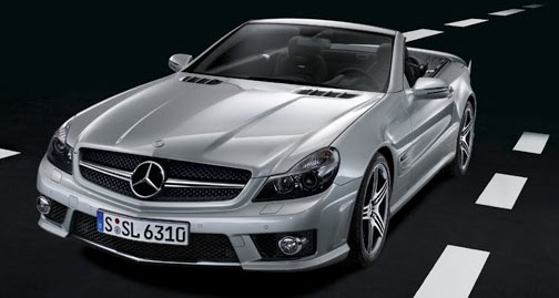 2009 mercedes benz sl 63 amg new 525hp 6 3 liter v8