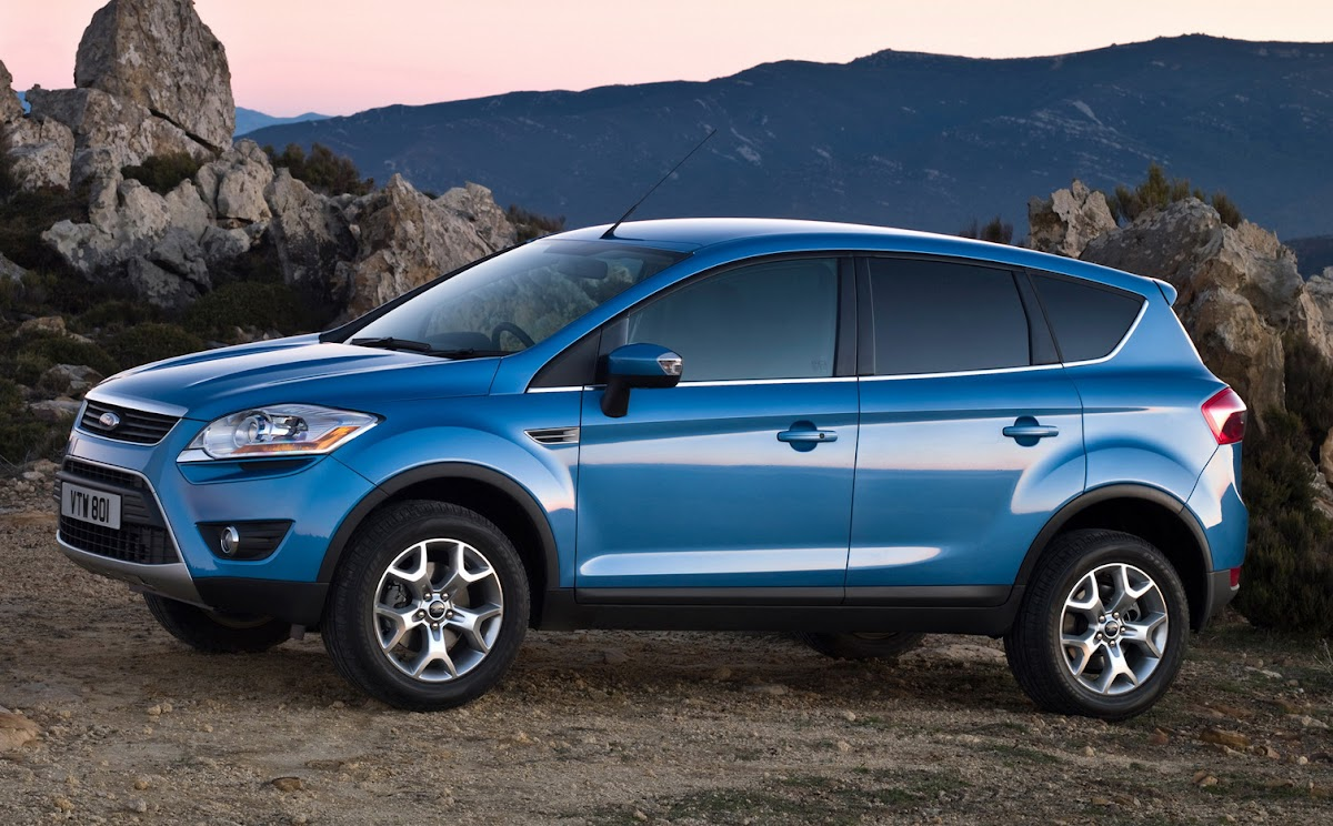 Press release new ford kuga