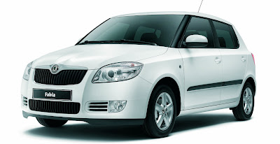 SkodaUc Skoda Fabia Greenline Available in the UK