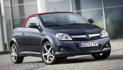 "OpelTG 2 Geneva Preview: Opel Tigra TwinTop ""Illusion"" In Soft Top Look"