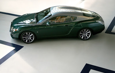 BBGTZ 3 Bentley Continental Zagato GTZ Photos