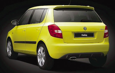 SKFAb Skoda Introduces New Sport Pack for Fabia II