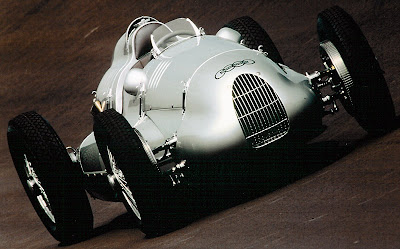 List Types Auto Racing on 1939 Auto Union Type D Racing Car To Be Auctioned At Christies