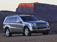 Carscoop GL 207 Mercedes GL Wallpaper and Latest price