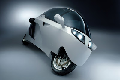"Carscoop monotracer 8 Peraves Monotracer – Production Version ""Cabin –bike"" powered by BMW engine premiers in Geneva"