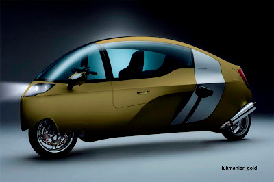 "Carscoop monotracer 19 Peraves Monotracer – Production Version ""Cabin –bike"" powered by BMW engine premiers in Geneva"