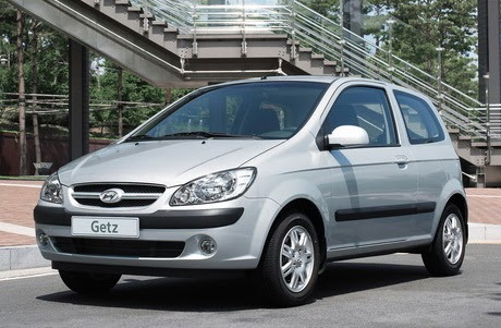 made in india hyundai getz to be exported to europe. Black Bedroom Furniture Sets. Home Design Ideas