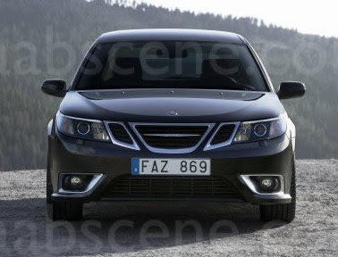 Carscoop 9 3CGI 20 Saab 9 3 Sedan & Estate: Official?