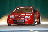 Carscoop BriskFabia 20 Skoda Fabia Coupe With A 500Hp 2.0TFSI Engine