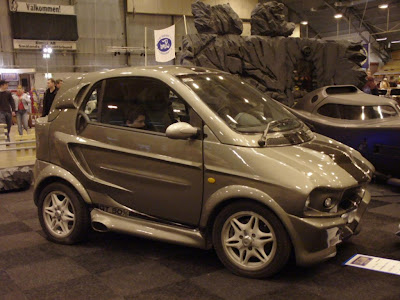 Smart Fortwo - Shelby Mustang GT500 Eleanor Replica ...