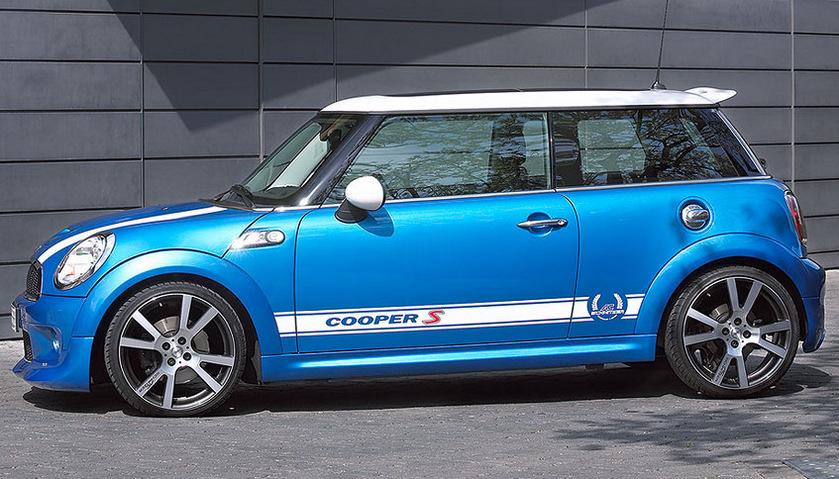 Carscoop ACS Mini2007 11 AC Schnitzer MINI Cooper S R56